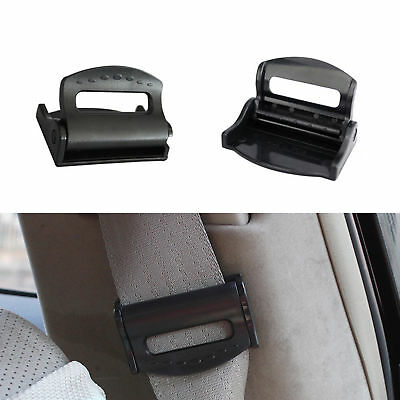 Seat Belt Adjuster and Pillow with Clip