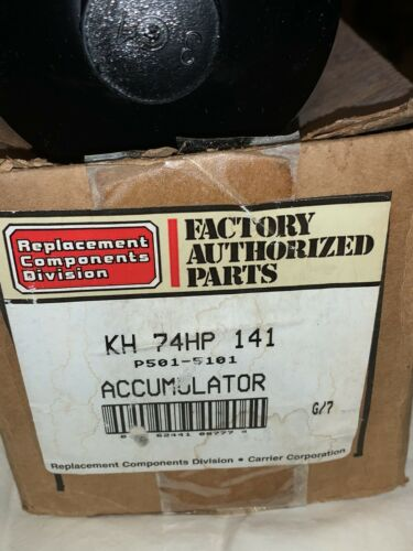 Factory Authorized Parts KH 74HP 141 Accumulator NEW