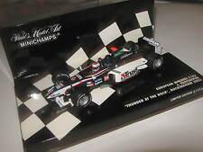 1:43 Minardi F1X2 J. Verstappen 2003 400030299 MINICHAMPS OVP new