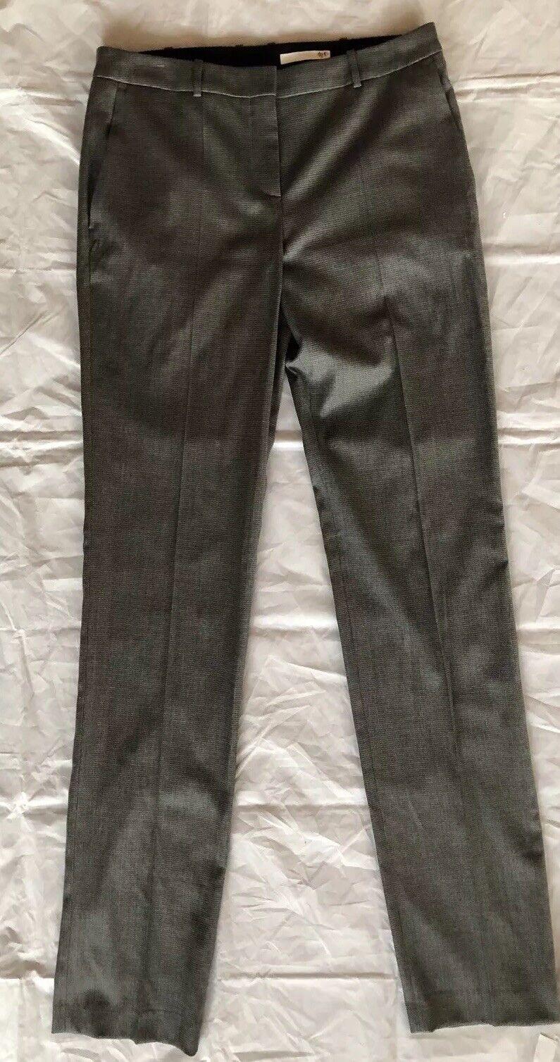 Hugo Boss Women's Tamea1 Stretch Wool Pant Size US 4