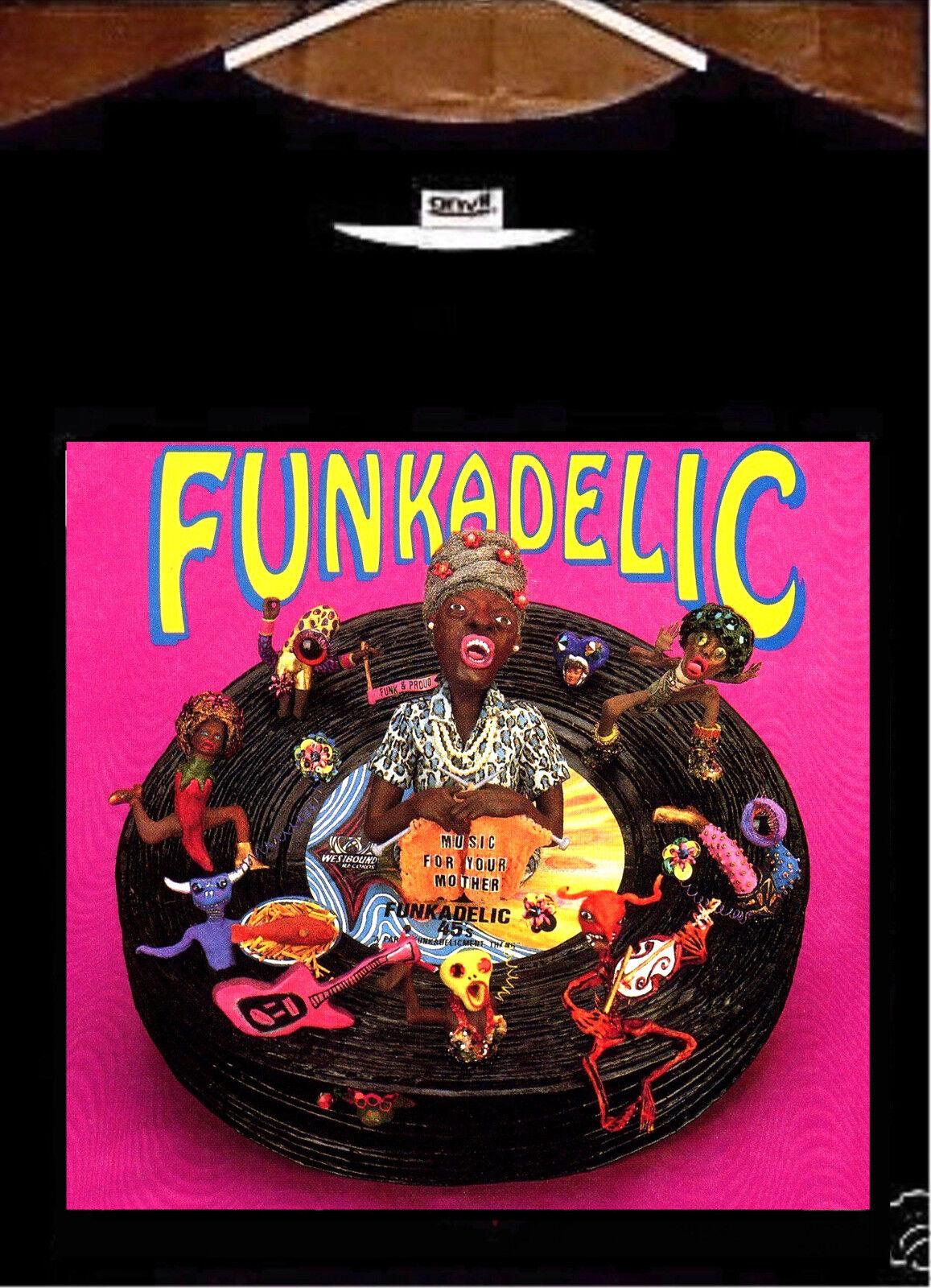 56f6ba12ec92 Funkadelic T Who s Your Tee Shirt Mother shirt  ovpocr10478-T-Shirts ...