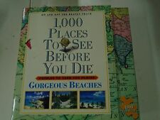 1000 Places To See Before You Die Gorgeous Beaches Piece Jigsaw Puzzle