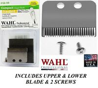 Wahl Replacement Blade Set For Compact Rotary Clipper Trimmer Wh 829,2126 100