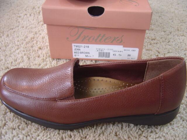 Tredters Tredters Tredters Jenn Brown Women's shoes Loafer Size 6.5 Medium Width - NEW 9f08ef