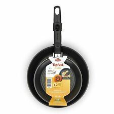 Tefal Extra Twin Non-Stick Frying Pan Set | Two Piece Fry Pan Pack (20cm & 26cm)