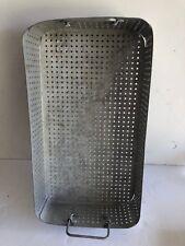 Vintage Landau Aluminium Alloy Sterilization Surgical Instrument Solution Tray