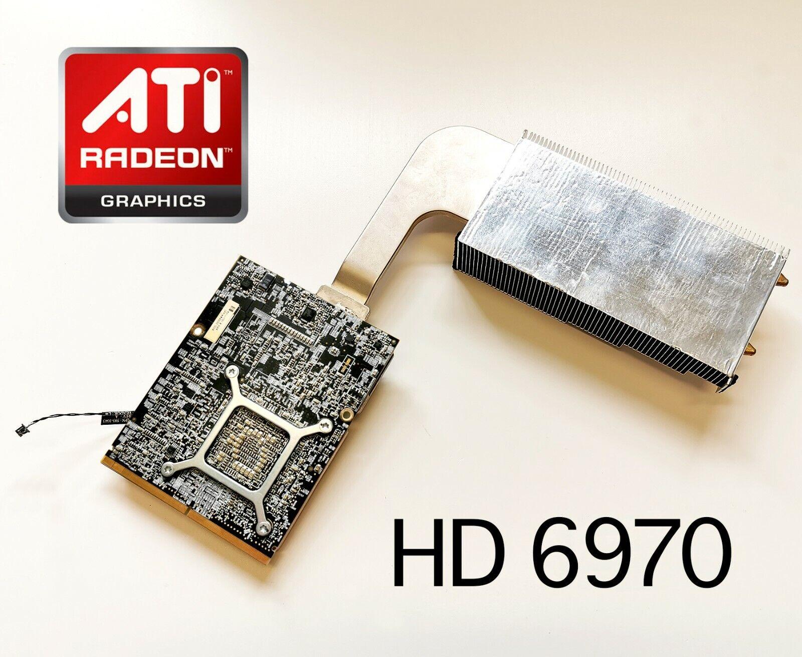 ATI Radeon HD 6970 1GB graphics card for Apple iMac 27