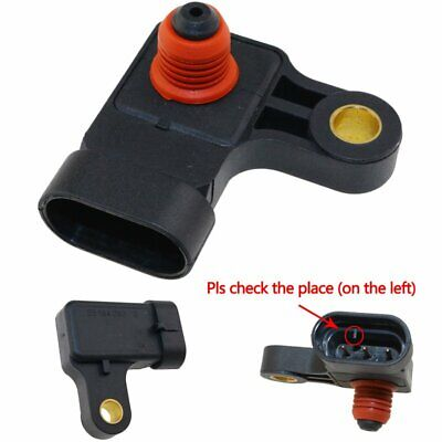 HiSport Manifold Absolute Pressure MAP Sensor 96330547 Compatible with Chevrolet Aveo Daewoo Matiz Suzuki Forenza Reno Lanos Saloon