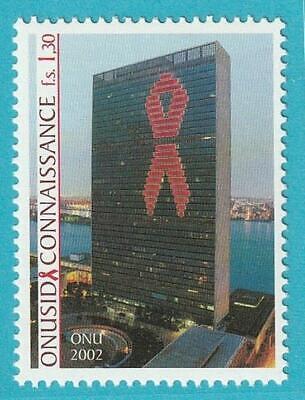 Professioneller Verkauf Uno-genf Aus 2002 ** Postfrisch Minr. 456 Un Aids