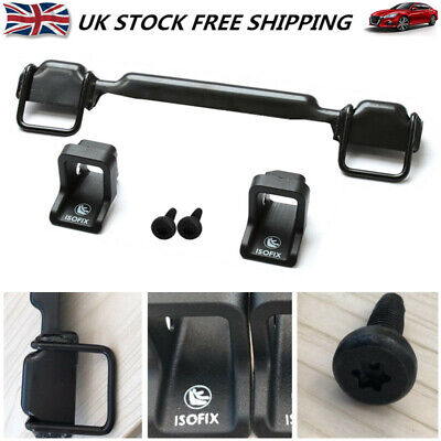 For Ford Focus C-Max MK2 IsoFix Child Seat Restraint Anchor Mounting Kit 1357238