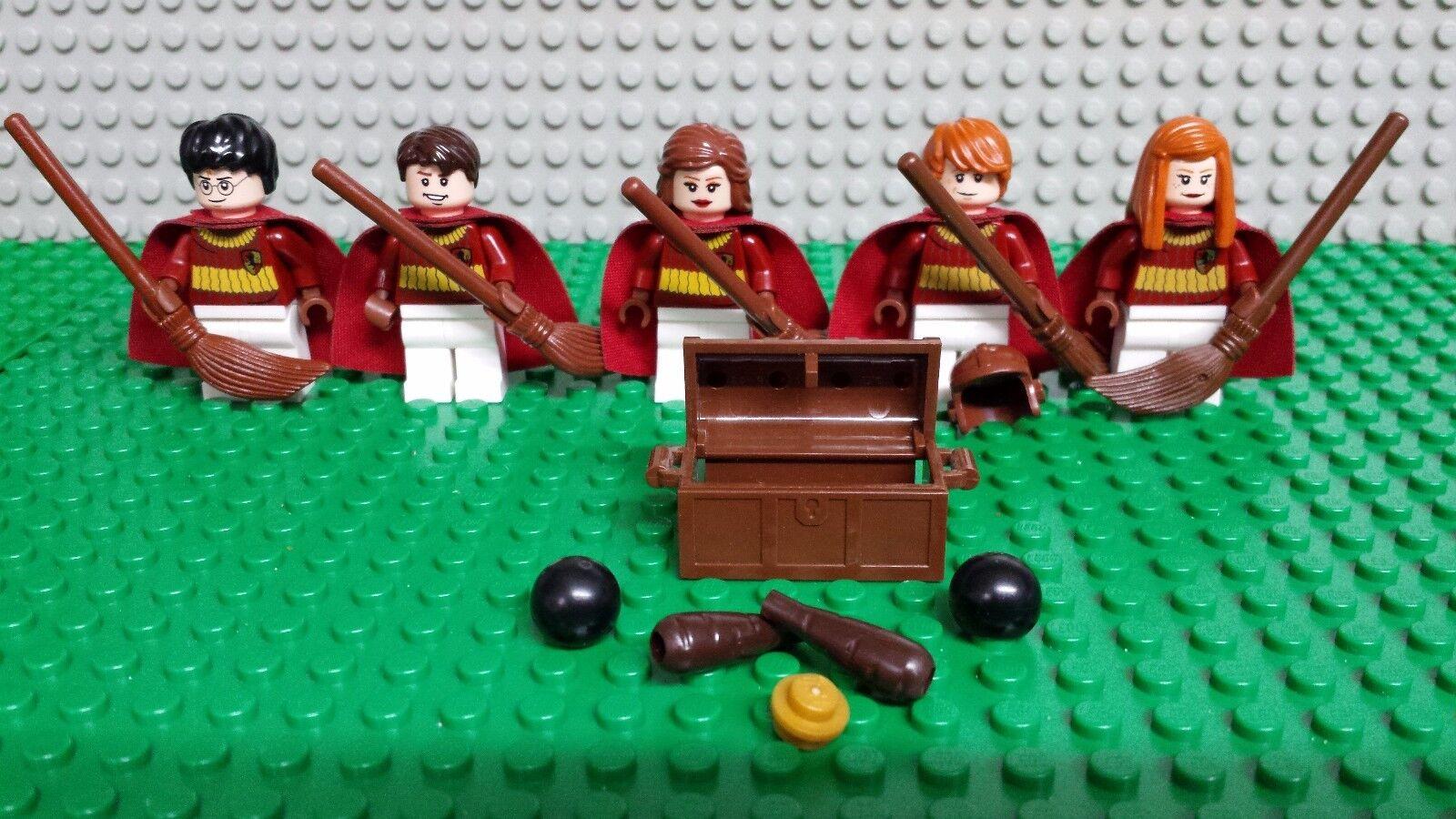 Lego Harry  Potter 4737 Quidditch Match minifigures lot Genuine LEGO NEUF  mieux acheter