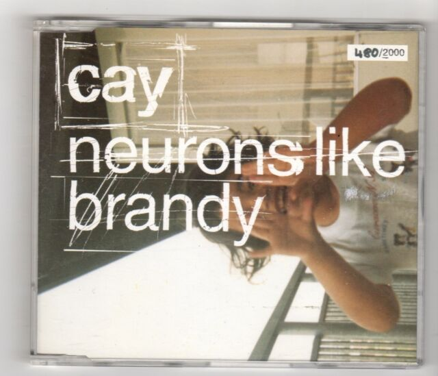 (IK225) Cay, Neurons Like Brandy - Ltd Ed CD (no 480 of 2000)