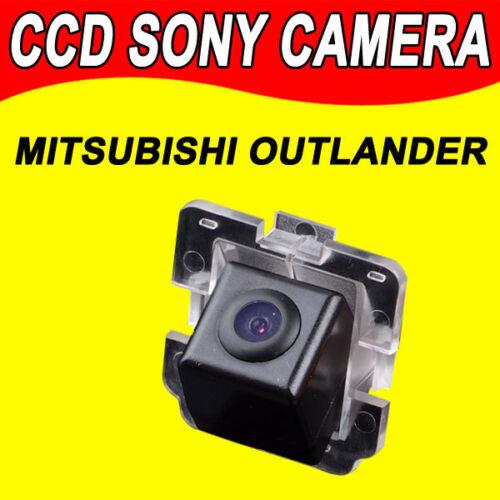 CCD for Mitsubishi Outlander car reverse rear view back up camera auto kamera HD