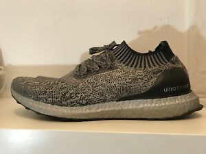 Adidas Uncaged Ultra Boost Silver Size 13 Used