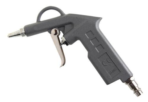 Druckluft Luftpistole lang  Ausblaspistole Blaspistole Druckluftpistole