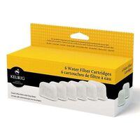 Keurig Six Water Filter Cartridges , New, Free Shipping