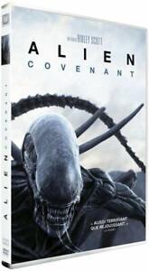 Alien-covenant-DVD-NEUF-SOUS-BLISTER-Ridley-Scott