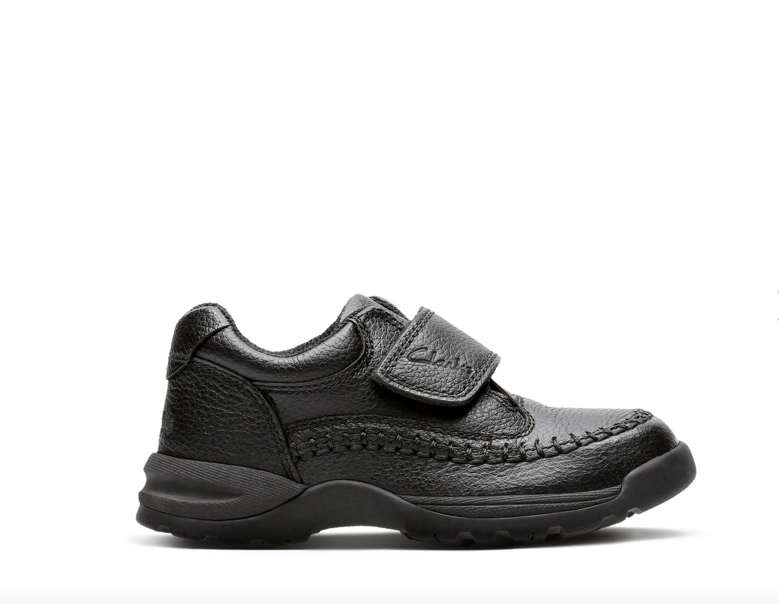 Boys School Shoes Clarks Zevifun GTX