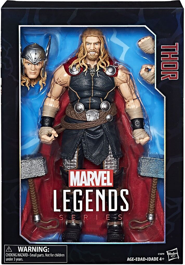 Marvel Legends Thor Deluxe Collector Action Figure