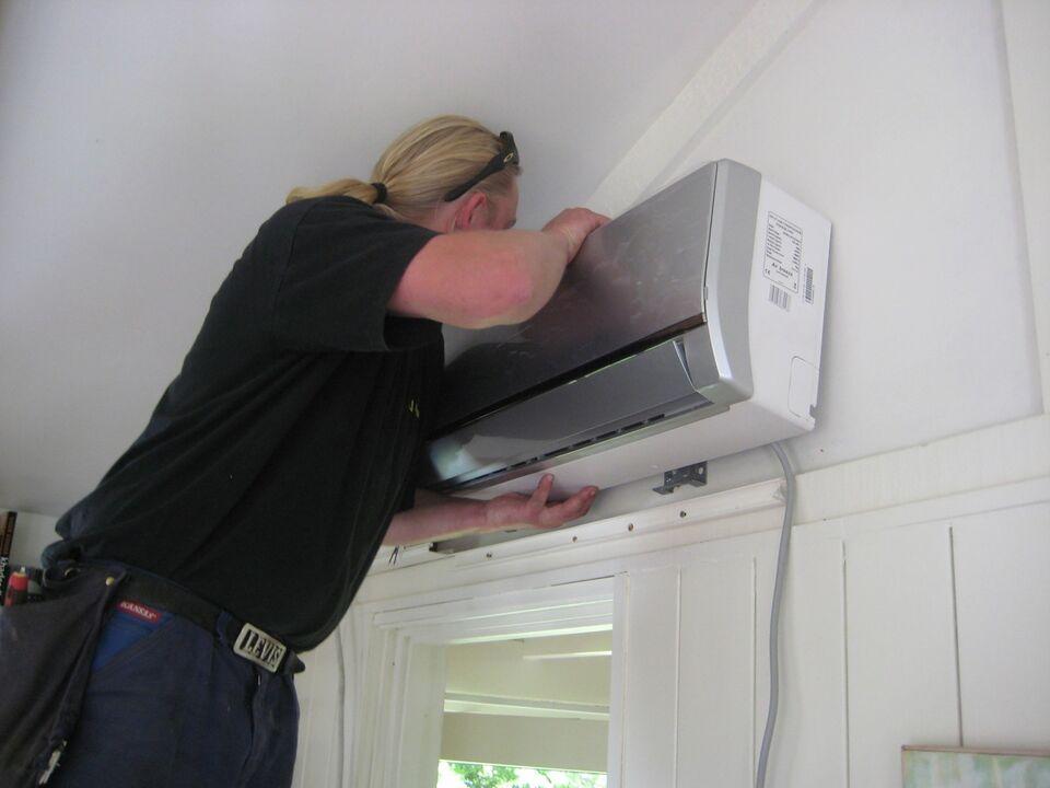 Varmepumpe, Professionel montage af varmepumper