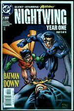 DC Comics NIGHTWING #105 Batman Year One NM- 9.2