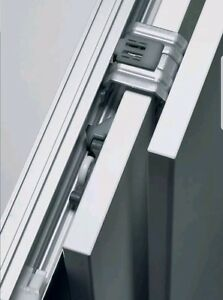Sliding Wardrobe Door Gear Track System Diy Mixit Range By