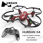 Hubsan X4 H107C Mini Drones 4CH 2.4G With Camera HD 2MP Dron RC Helicopter Toy