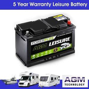 Details about AGM LP100 100ah (110) Sealed Boat Starter & Leisure Deep  Cycle Battery 12v