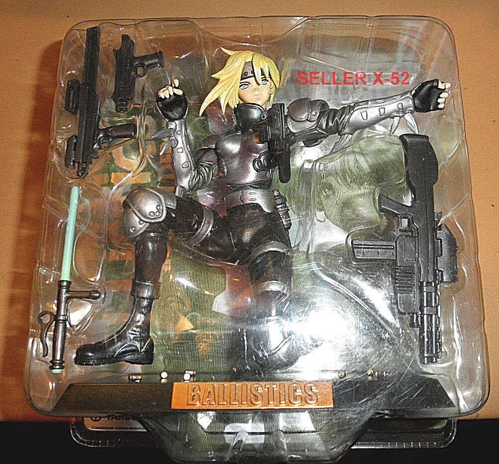 INTRON DEPOT cifra BtuttiISTICS giocattolo  base ste MASAMUNE SHIROW yamato