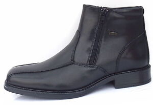 Details zu Klondike Schuhe Herren Schuhe Winterstifel, Leder, +++NEU++++