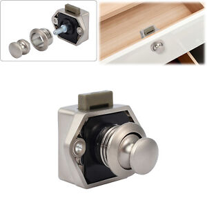Push Button Drawer Catches
