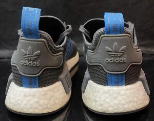 Adidas Nmd boost Sz 6 Grey rare Ultra Mesh multi woven lot og