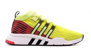 2e70a74401a Details about Adidas Originals Men's EQT SUPPORT MID ADV Primeknit Shoes  Glow B37436 c