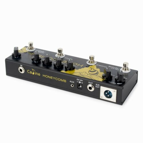 Caline CP-48 Multi Effect Pedal for Acoustic Guitar