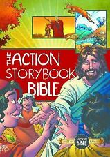 Action Bible Ser.: The Action Storybook Bible : Discovering Your Place in God's Story by Catherine DeVries (2017, Hardcover)