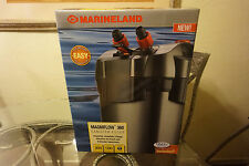 Marineland Magniflow 360 Aquarium Canister Filter - Up To 100 Gal. Fish Tank