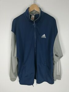 ADIDAS-VINTAGE-Felpa-SPORTIVA-Tuta-Maglione-Sweater-Pullover-Jumper-Tg-XL-Uomo