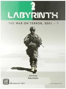 Jeu de société Labyrinth The War on Terror
