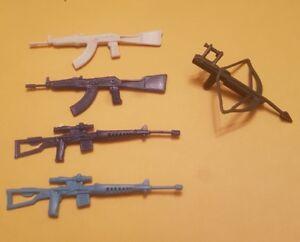 Gi-joe-vintage-lot-5-weapons-1982