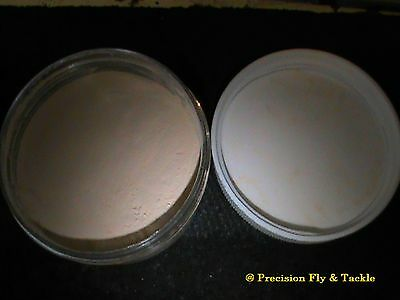 1 OZ JAR - Cream White  -  POWDER PAINT - FISHING JIGS, SPOONS, LEAD HEADS
