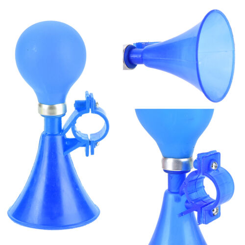 Children Kids Bicycle Cycling Metal Air Horn Honking Hooter Squeeze Bell RF