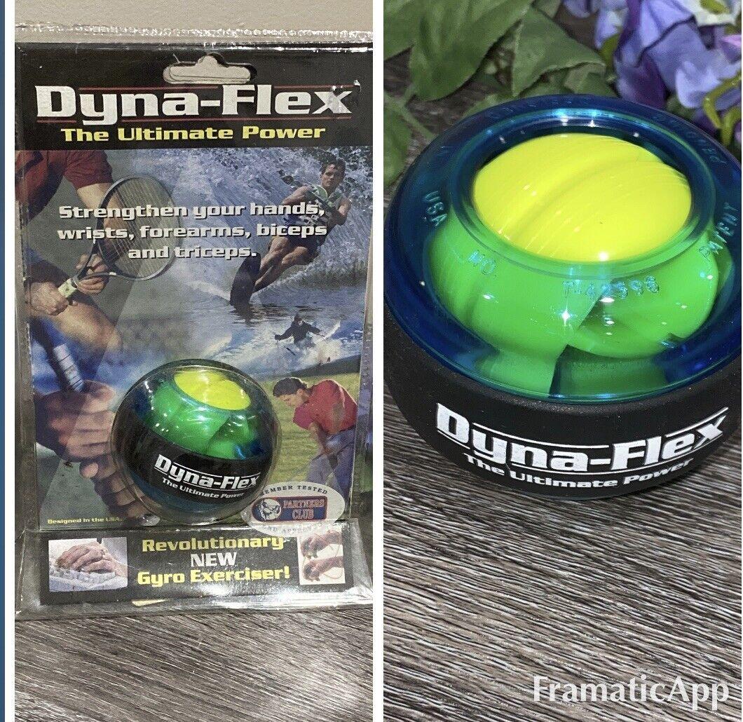 DFX dynamax gyroscopique Core Trainer 2 Portable Résistance machine livraison gratuite!