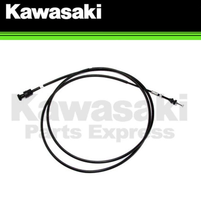 New 2005 2009 Genuine Kawasaki Mule 3010 4010 Starter Choke. New 2005 2009 Genuine Kawasaki Mule 3010 4010 Starter Choke Cable 540177502. Kawasaki. Kawasaki Mule 3010 Parts Diagram Choke Cable At Scoala.co