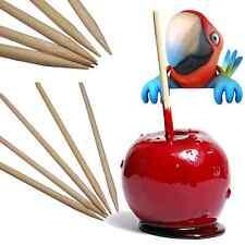 25 Holzstäbe für Paradiesäpfel,Schokofrüchte,Schoko-Äpfel