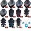 Fashion-Women-Crystal-Chunky-Pendant-Statement-Choker-Bib-Necklace-Jewelry thumbnail 2