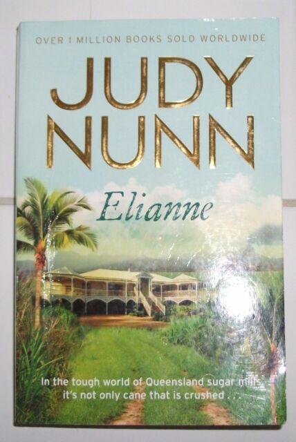 Elianne by Judy Nunn (Paperback, 2013) Post or pick up Altona 3018