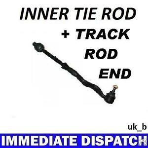 Audi Coupe 89-96 Left  Inner /& Outer Tie Rod Ends steering rack track rod