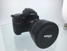 Nikon D800 36.3 MP Digital SLR Camera DSLR with Nikon 14-24mm lens Shutter 8,506