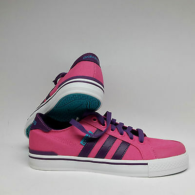 Adidas Neo Clementes K F 99281 Sneaker Damen Schuh Gr. 38 pink purple | eBay