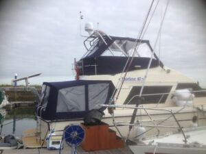 Fair-line-40-house-boat